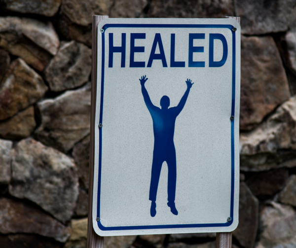 Jesus is my Healer